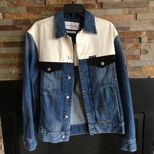 Calvin Klein Trucker Denim Jacket